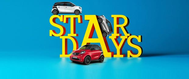 Star Days smart : Des offres du 10 au 20 septembre 2018