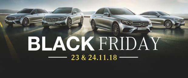 Black Friday Mercedes-Benz 2018